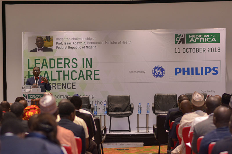 The Largest Healthcare Exhibition in West Africa - Gallery 2018
